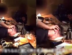 日本尾牙驚悚「涮人肉」!變態社長強壓員工臉浸熱鍋