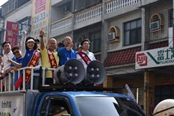 韓國瑜力挺最關鍵一席 蔡武宏全力攻下第三席