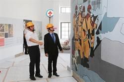 全台唯一消防博物館 原台南合同廳舍及消防史料館年底開展