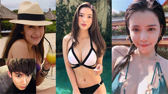被爆新歡是「白富美」!細數柯震東檯面上的3位女人