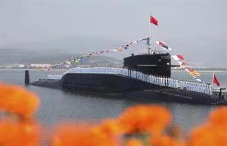 衛星攝影發現中國加速建造彈道導彈核潛艦