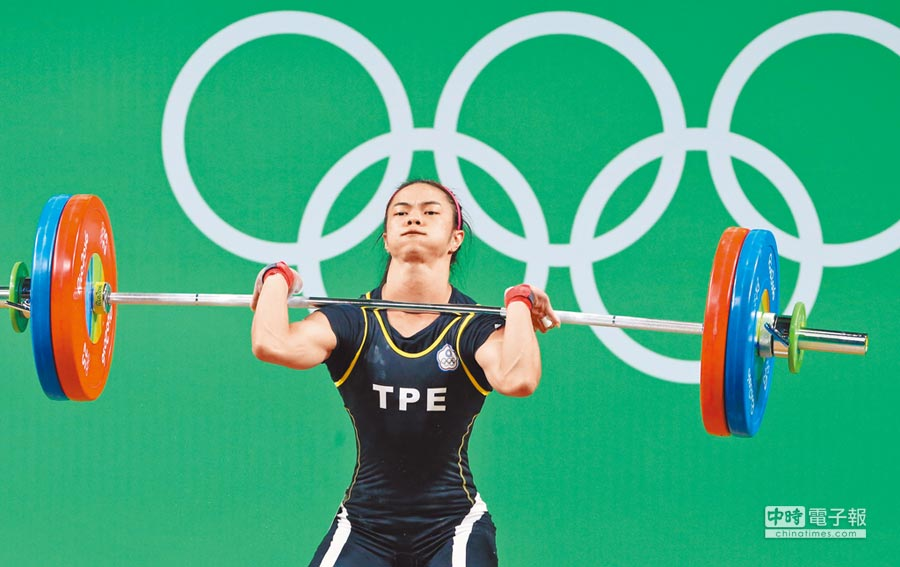 奧運金牌選手許淑淨,因使用禁藥而遭禁賽3年處分,如今已退役。(本報系資料照片)