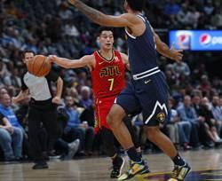 NBA》林書豪得分本季新高 主播狂稱讚