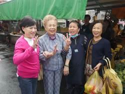 台北》柯媽掃街遇抗議 柯P前攝影師控訴盜用照片