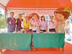 廖裕德助農糧署 促銷高麗菜