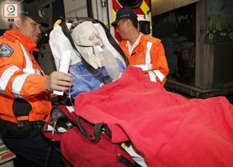 宿舍慶生撒麵粉引塵爆 香港12名大學生燒傷