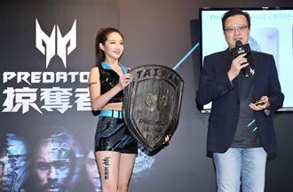 宏碁全面啟用「Predator掠奪者」中文新識別標誌 全球最薄筆電資訊月開賣
