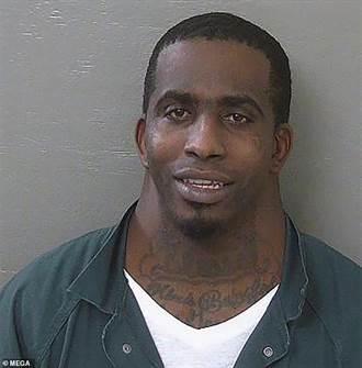 美粗頸毒犯大頭照瘋傳 網搞笑:只有脖子發怒的綠巨人浩克