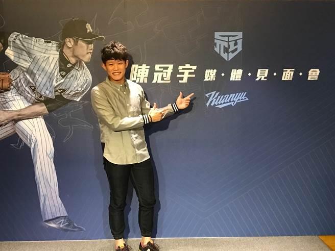 談東奧正名公投 陳冠宇:不能影響選手參賽機會