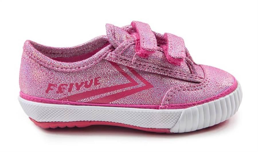微風廣場23日限定,babyMADISON Feiyue全系列童鞋原價1580至1980元,買1送1。(微風提供)