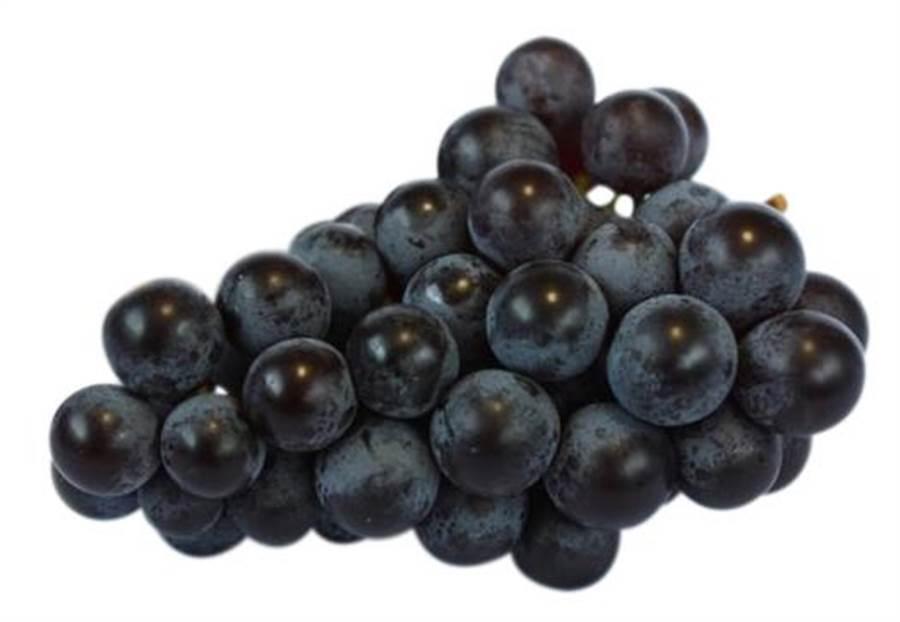 微風超市青森斯托本葡萄,1串重量約280g,原價200元,買1送1,限量20組。(微風提供)