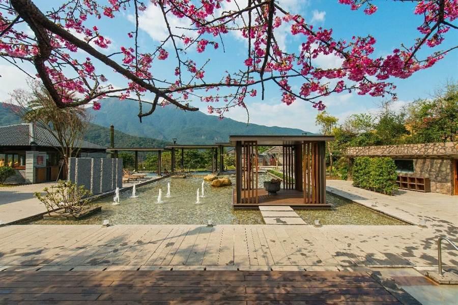 天籟酒店坐落陽明山國家公園內,來此享受山林絕景之美。(圖片提供/陽明山天籟渡假酒店)