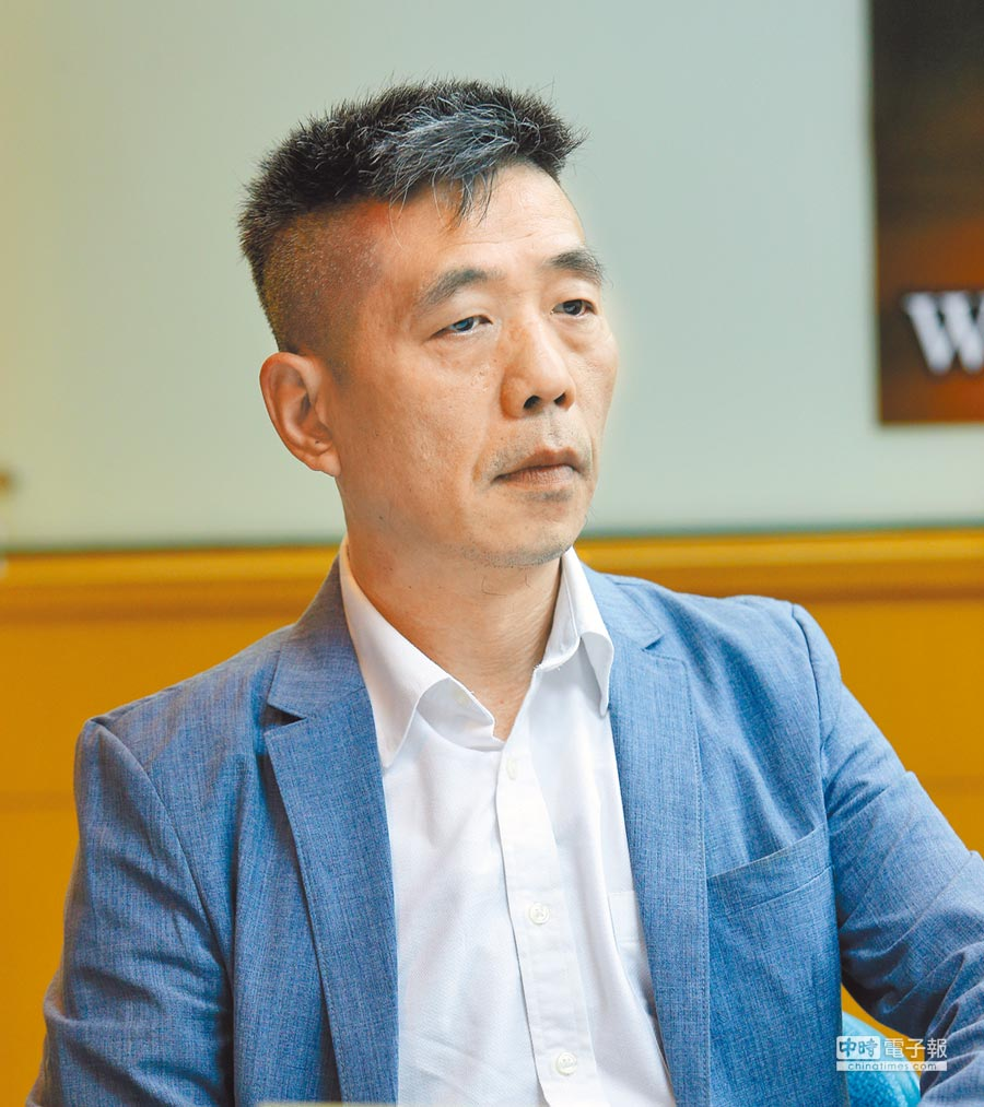 淡江大學戰略科技中心執行長蘇紫雲。(本報系資料照片)