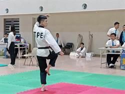 2018全國大學跆拳道武鬥祭  龍華學子踢出2冠2亞佳績