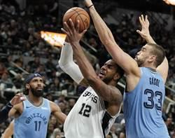 NBA》裁判又被打臉!灰熊靠黑哨站上西區龍頭