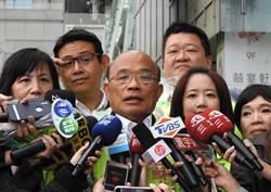 深綠民調:蘇內閣滿意度過半
