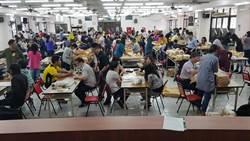 台南》公投票太多 台南市市長、議員、里長、公投票共2056萬張 24日早需送達各投開票所