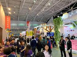 2018台北旅展首日 網路斷線、刷卡機停擺