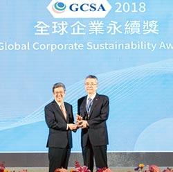 信義房屋榮獲「全球企業永續報告獎」