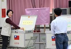 新竹縣》徐欣瑩完成投票:平常心看待