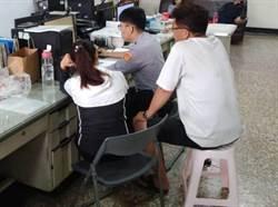 安南區越籍新住民撕毀選票當回執聯 遭移送嚇哭