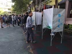 投票被看光光! 屏東投票所沒有圍屏 還有監察員突然落跑