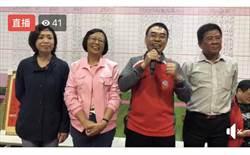 無黨籍三蘆區市議員李翁月娥 宣布連任成功