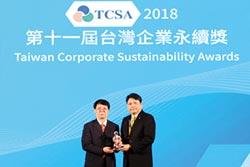 華航 連5年獲台灣企業永續獎