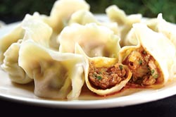 台北新餐廳-餃子也食尚 餡老滿台北吉林店開賣