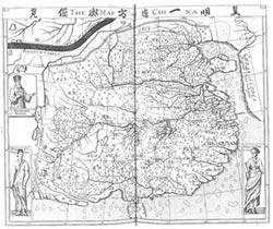 兩岸史話-外國人不得擁有中國地圖