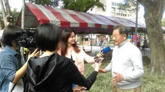 台北》候選人李錫錕完成投票 :平常心以對