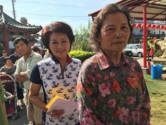 嘉義》市長候選人蕭淑麗完成投票 有信心勝選