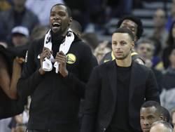 NBA》勇士主帥鬆口:柯瑞5連客宣告復出