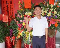 台南》2次選舉屈居落選頭 方一峰拿最高票進軍議會