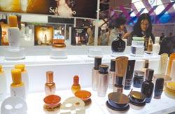 護膚品成長快速 本土品牌表現佳