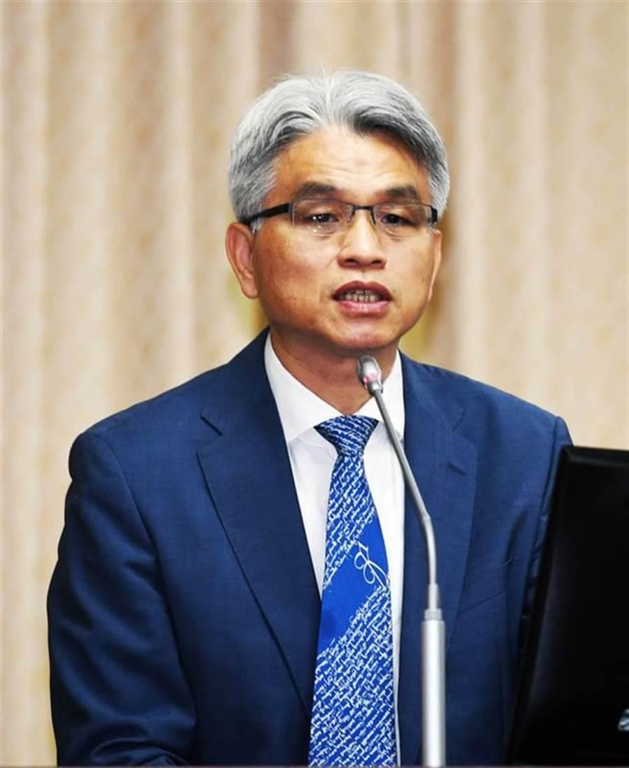 大選爆發重大爭議,中選會主委陳英鈐請辭獲准。(中時資料照片)