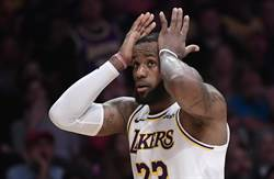 NBA》詹皇超前三分球失手 湖人竟然又輸魔術
