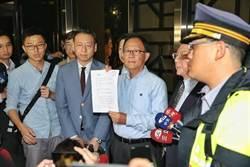 台北》丁陣營喊選舉不公 網:這是他的權利