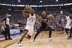 NBA》打臉前教頭!里歐納德領暴龍滅火5連勝
