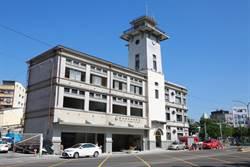 臺南合同廳舍及消防史料館  預計年底開展