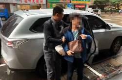 投票日北市機車騎士遭隨機砍傷 警逮捕涉案凶嫌