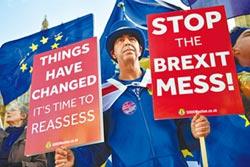 距離明年3/29只剩4個月!英國脫歐危機 梅伊決戰國會