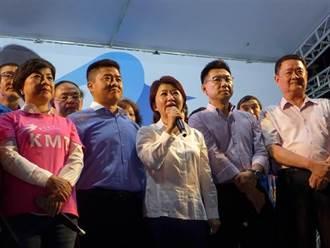 中台灣綠地變藍天 小英2020連任總統無望?