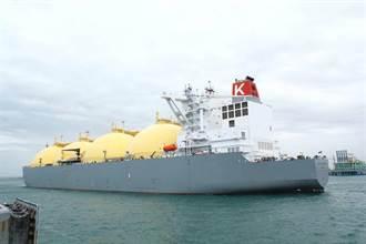 首艘澳洲Ichthys「PACIFIC BREEZE」液化天然氣船抵台