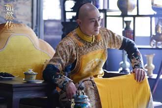 霍建華皇帝魂入戲太深 《如懿傳》打皇子氣到胃痛