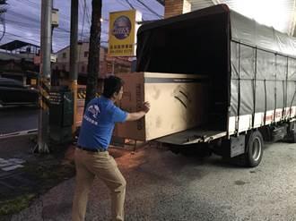 回饋母校 台灣最速男楊俊瀚攜手業者贈無動力跑步機