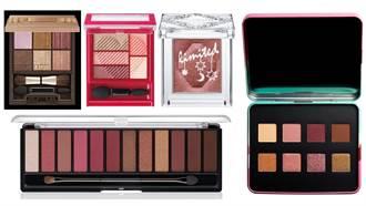 紅眼妝熱潮不退!5款近期最火的紅色系眼彩評比!