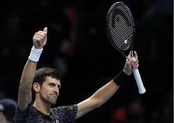 網球》年輕人閃邊!三球王第7度壟斷男網