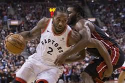 NBA》嗆帕總說笑 里歐納德:我是領袖