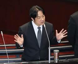 影》賴清德:韓國瑜用九二共識拚經濟有民意支持 政院尊重